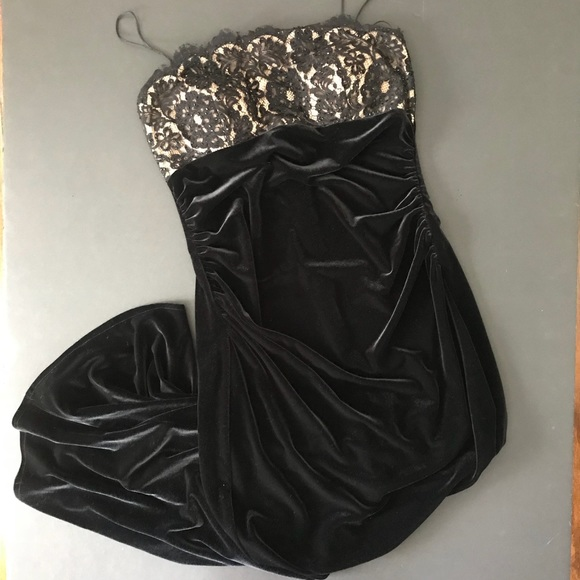 JS Boutique Dresses & Skirts - JS Boutique sexy and strappy evening gown